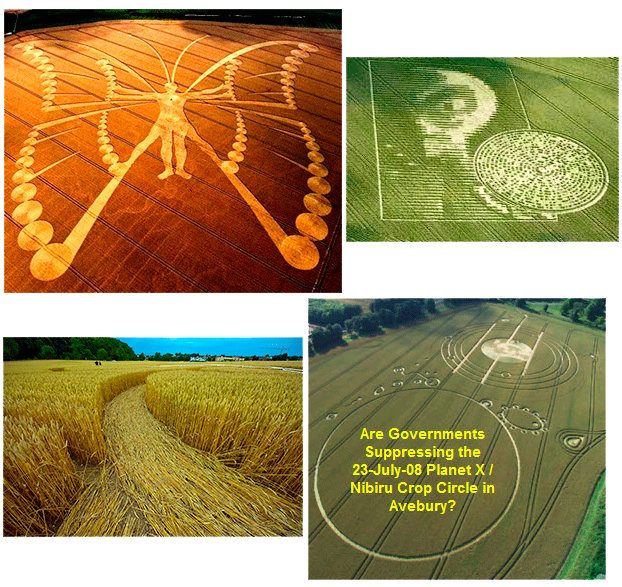 Other Dimensions - Crop Circles